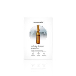 Ampułki Mesoestetic Pollution Defense Ampoules