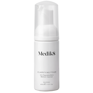 Medik8 Clarifying Foam Travel Size 40 ml